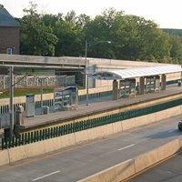 Clayton station