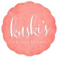 Kuski's Calligraphy