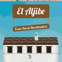 Casa rural bioclimática El Aljibe - Benamahoma