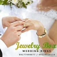 Jewelry Box Wedding Rings