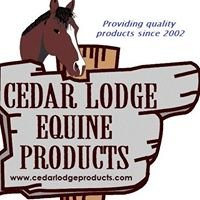 Cedar Lodge Equine Products