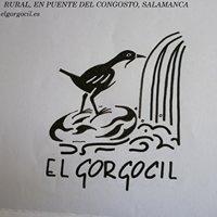 """Casa rural """"El Gorgocil"""" en Puente del Congosto, Salamanca."""