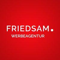 Friedsam. Werbeagentur