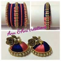 Anu & Ani quilling creations