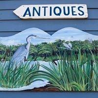 Blue Heron Mercantile Antiques