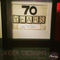 JKEEA Handmade Cards/Crafts