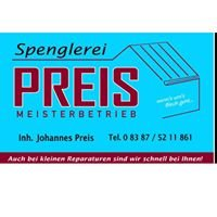 Spenglerei Preis