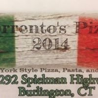Sorrento's Pizza & Restaurant