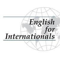 English for Internationals