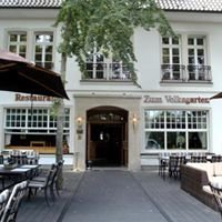 """Restaurant """"Zum Volksgarten"""""""