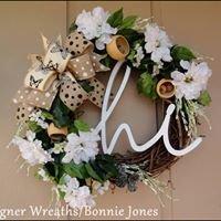 Designer Wreaths/ Bonnie Jones