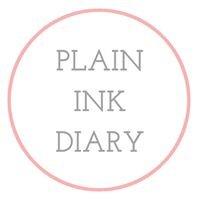Plain Ink Diary