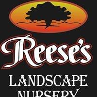 Reese's Landscape Nursery