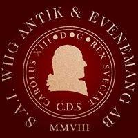 Salsta Slott / Wiig Antik & Evenemang AB