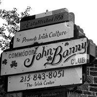 Commodore Barry Irish Center - Fundraising Campaign