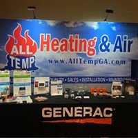 ALL TEMP Heating & Air Conditioning, Inc.