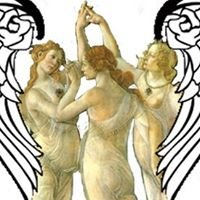 The Three Graces of Splendor, Merriment & Joy