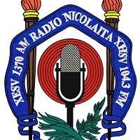 Radio Nicolaita 1370 AM 104.3 FM