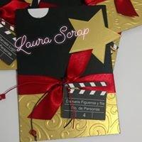Laura Scrap Invitaciones