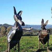 King Valley Sculptures