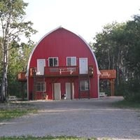 Barn in the Bush