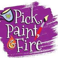 Pick Paint & Fire