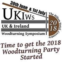 UK & Ireland Woodturning Symposium
