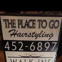 The Place To Go Hair Styling