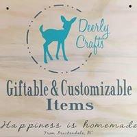 Deerly Crafts