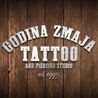 Tattoo Godina zmaja Harambašićeva 4 Zagreb