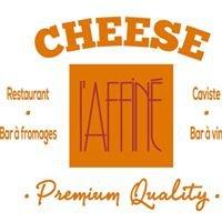 L'Affiné, Bar à fromages, Bar à vin, Caviste