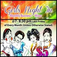Girls Night In Business Organization