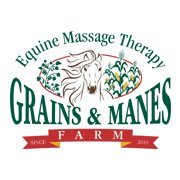 Grains & Manes Farm Equine Massage Therapy