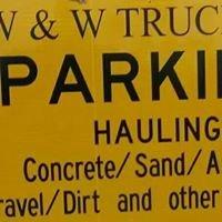 W&W Trucking & Equipment Service LLC.
