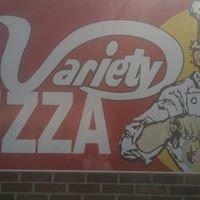 Variety Pizza