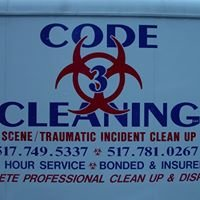Code 3 Cleaning, LLC