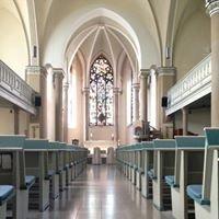 Kreuzkirche Vorhalle / Evangelische Kirchengemeinde Vorhalle