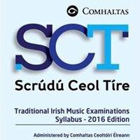 SCT Traditional Irish Music Examinations