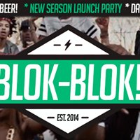 Blok-Blok is Hip-Hop, Chicken & Beer.