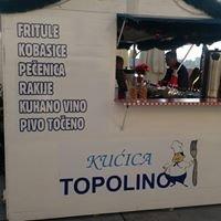 Topolino - kućica na Rivi