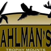 Ahlman's Trophy Mounts