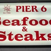 Pier 6 Seafood & Steaks