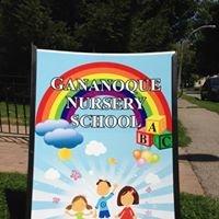 Gananoque and District Co-Operative Nursery School
