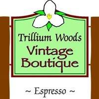Trillium Woods Antiques and Espresso