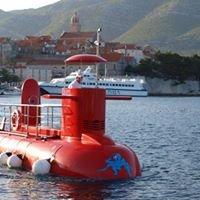 Semisubmarine Korčula
