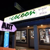 The Cocoon, art gallery and gift shop