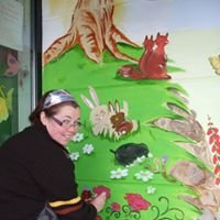 Donegal Hand Painted Murals By Nuala Toland