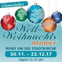 Welt-Weihnachtsmarkt Bad Cannstatt