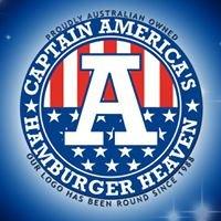 Captain America's Hamburger Heaven