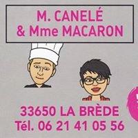 M. Canelé & Mme Macaron